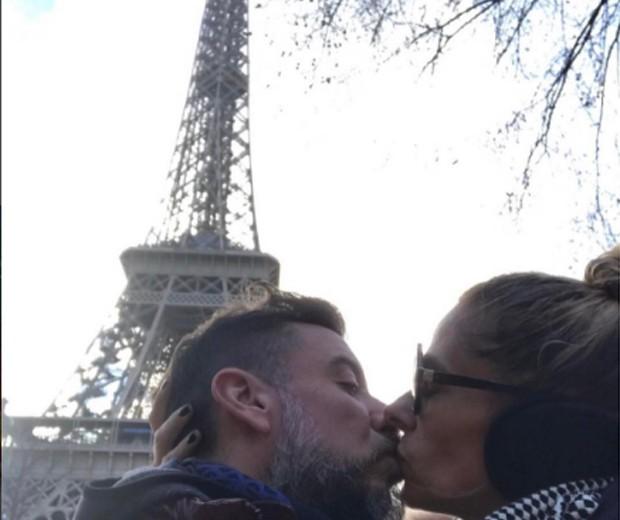 Adriane Galisteu e Alexandre Iódice (Foto: Reprodução/Instagram)