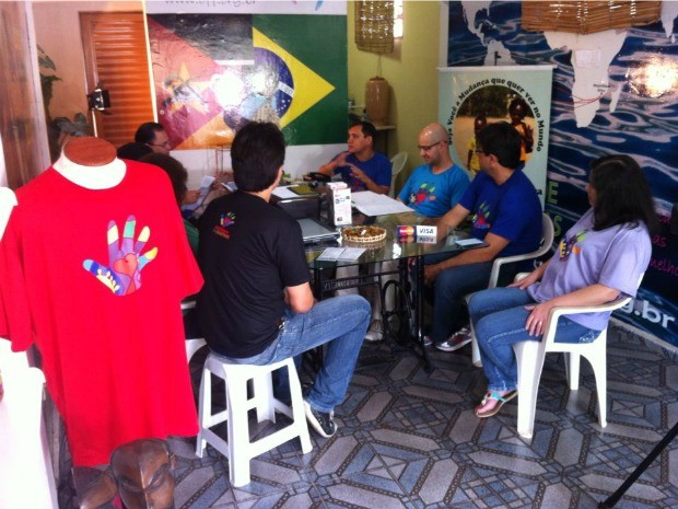 ONG Fraternidade Sem Fronteiras (Foto: Alysson Maruyama/TV Morena)