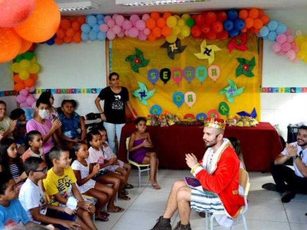 Casa Durval Paiva de Apoio à Criança com Câncer é uma das instituições beneficiadas (Foto: Divulgação)