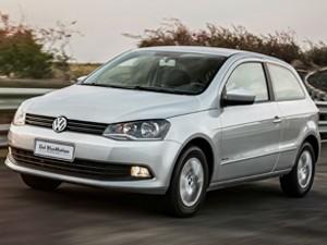 Volkswagen Gol (Foto: Divulgação)