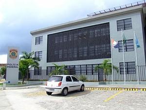 Sede da PF em Alagoas (Foto: Divulgação/ Polícia Federal)