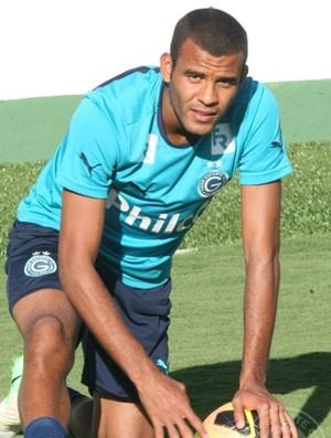 Ernando - zagueiro Goiás (Foto: Rosiron Rodrigues / Goiás E.C.)