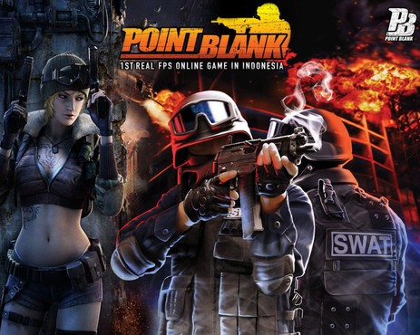 screenshot de Point Blank