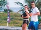 Cristiane Dias faz declaração sincera para o marido Thiago Rodrigues
