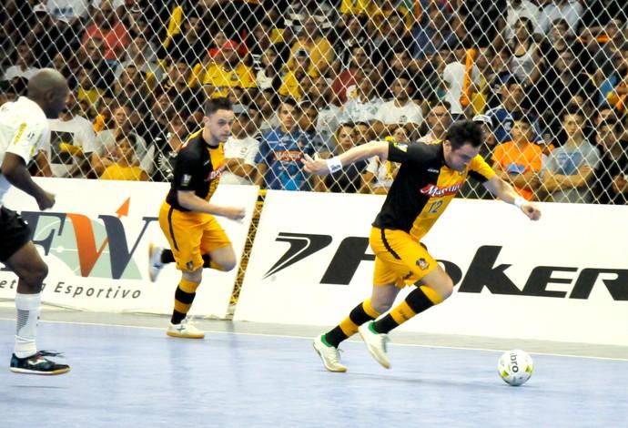 Sorocaba Futsal x Corinthians, Liga Nacional, LNF, Falcão (Foto: Danilo Camargo / Magnus Futsal)