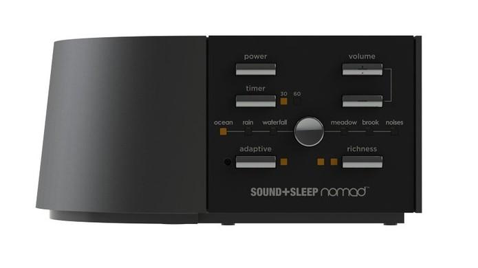 Sound+Sleep promete te ajudar a adormecer emitindo sons da natureza (Foto: Divulgação/Sound+Sleep)