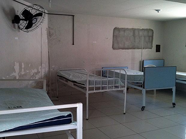 Maternidade do Hospital Tricentenário, em Olinda, foi a que realizou mais partos em 2014, segundo o CEEMM-PE (Foto: Divulgação / CEEMM-PE)