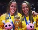 Gêmeas Michelle e Monique voltam a antigos clubes na próxima temporada