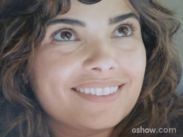 Eliane se emociona ao ver Cristina (Foto: Império/TV Globo)