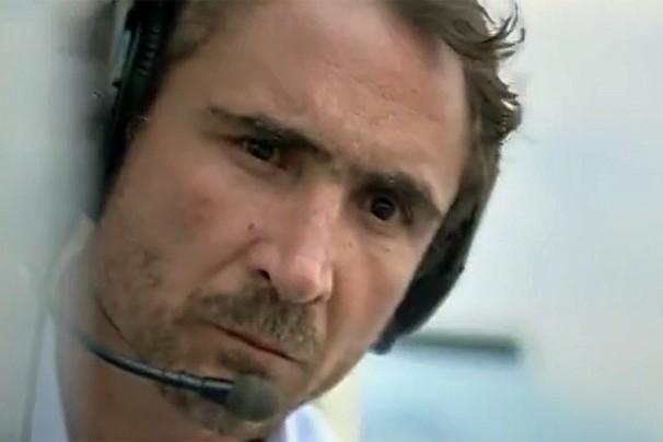 João Miguel é o delegado Jorge Macedo, personagem central da trama de A Teia, série policial que estreia neste ano (Foto: Globo)