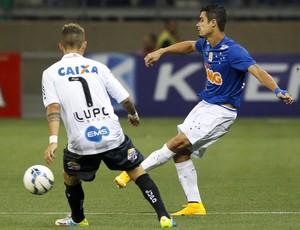 Egídio, lateral esquerdo do Cruzeiro (Foto: Washington Alves/Light Press)