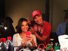 Bruna Marquezine se prepara para gravação em pleno sábado: 'Bom dia'