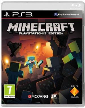 Versão em disco de 'Minecraft' para o PS3 sai em 16 de maio nos EUA (Foto: Divulgação/Mojang)