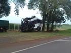 Corpos de vítimas de tragédia com ônibus são sepultados em Maringá