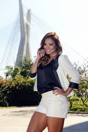 Carol Nakamura (Foto: TV Globo)