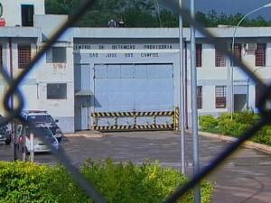 Centro de Detenção Provisória de São José dos Campos (Foto: Arquivo/ Rede Vanguarda)