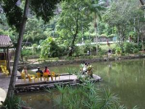 Local reúne várias belezas naturais (Foto: Divulgação)