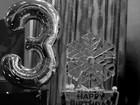 Beyoncé mostra bolo de gelo feito para aniversário de 3 anos de Blue Ivy