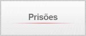 Selo Agenda Prisões (Foto: Editoria de Arte/G1)