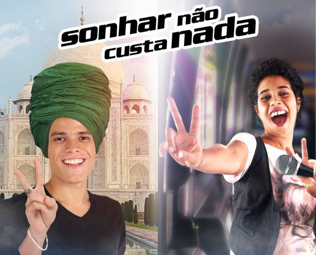 Sonhar não custa nada 620x500 (Foto: The Voice Brasil/TV Globo)