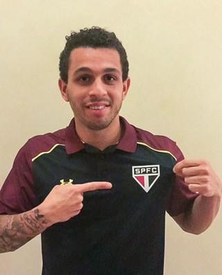 Wellington Nem São Paulo (Foto: São Paulo FC)