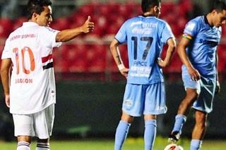 Futebol 2012 (Foto: Divulgação)