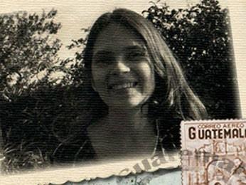 Sylvia Montarroyos foi presa em 2 de novembro de 1964 (Foto: Divulgação/Réquiem por Tatiana)