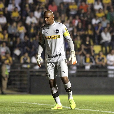 Jefferson Botafogo (Foto: Fernando Ribeiro / Ag. Estado)