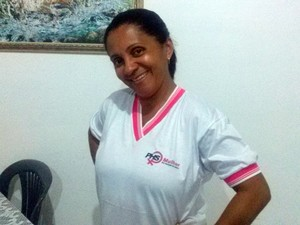 Selma Silva foi candidata a deputada estadual pelo PHS no RN (Foto: Arquivo pessoal/Selma Silva)