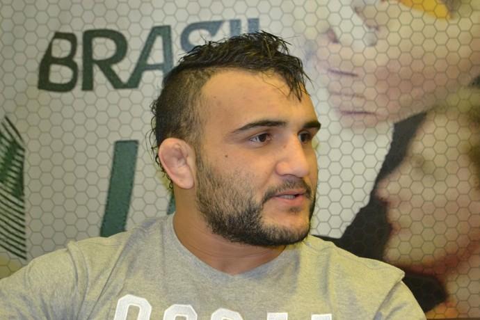 John Lineker UFC MMA (Foto: Raphael Marinho)