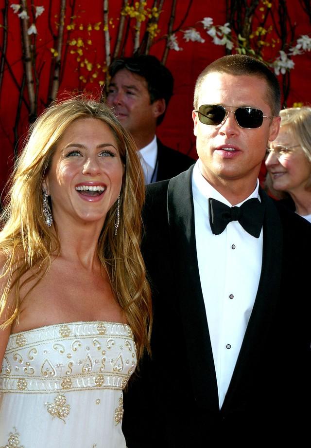 Brad Pitt deixou Jennifer Aniston para ficar com Angelina Jolie (Foto: Getty Images)