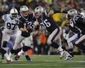 NFL confirma uso de bolas murchas na vitória dos Patriots sobre os Colts