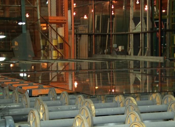 'Revista' deste sábado (17) vai visitar uma fábrica de vidros (Foto: Rio Sul Revista)