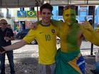 'Vila da Copa', Pelourinho é principal ponto de encontro do Mundial