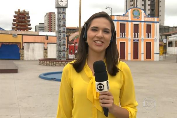 Denise Delmiro (Foto: Reprodução)