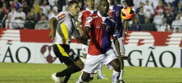 Paraná e São Bernardo jogam pela Copa do Brasil (Foto: Site oficial do Paraná Clube/Divulgação)