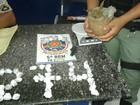 Homem é preso por tráfico de drogas no José e Maria em Petrolina, PE