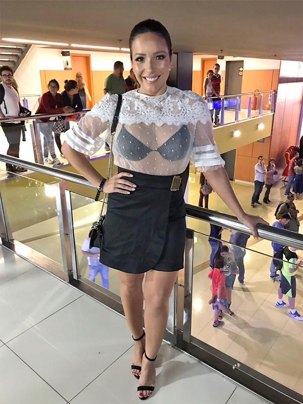 Renata Dominguez (Foto: Ed. Globo)
