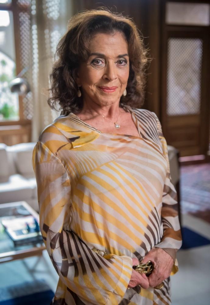 Betty Faria estará no próximo episódio do 'Tomara que Caia' (Foto: TV Globo)