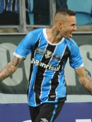 Luan Grêmio x Vasco (Foto: Wesley Santos/Agência PressDigital)