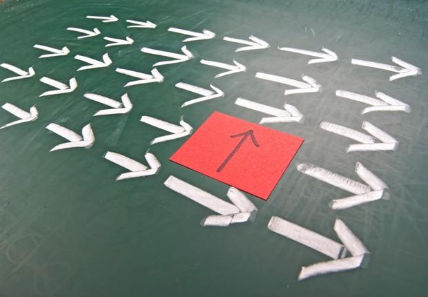 Inovação ; carreira ; estratégia ; plano de carreira ; como chegar lá ;  (Foto: Shutterstock)