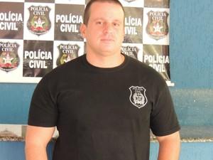 Joca é um dos coordenadores da operação que resultou em 97 mandados de prisão (Foto: Janara Nicoletti/G1)