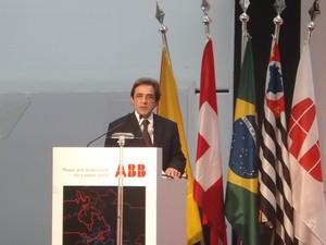 Mauro Borges, ministro do Desenvolvimento (Foto: Jessica Pimentel/G1)