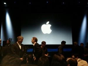 Evento da Apple em San Francisco (Foto: Laura Brentano/G1)