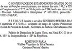 Agente penitenciário do RN é demitido por facilitar fuga de preso em hospital
