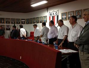 Conselho Deliberativo aclama Gustavo Assed como novo presidente (Foto: Cleber Akamine / Globoesporte.com)