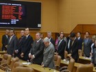 Deputados estaduais iniciam 18ª Legislatura com sessão especial