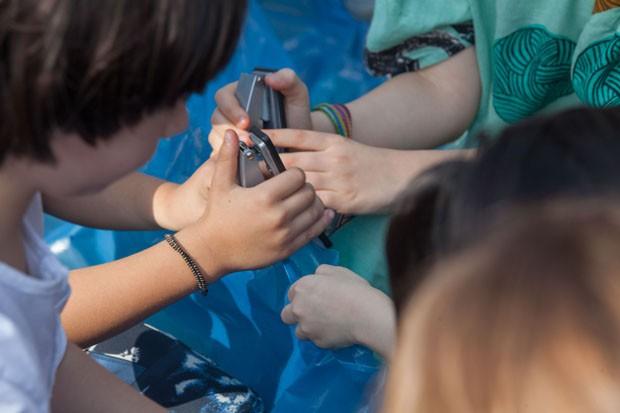 Sesc Pinheiros realiza curso de arquitetura para crianças (Foto: Pistache Editorial/Divulgação)
