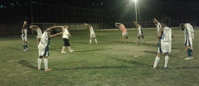 Ipatinga se reapresenta aos treinos  (Foto: Wilkson Tarres/Globoesporte.com)