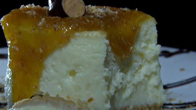 Cheesecake regional, Meu MS (Foto: divulgação)